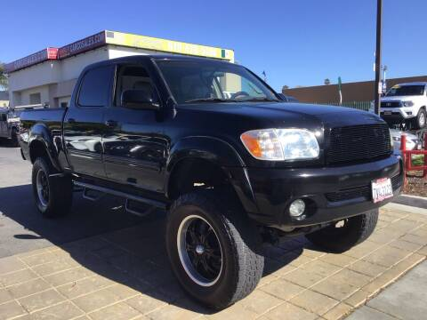 2005 Toyota Tundra for sale at CARCO SALES & FINANCE in Chula Vista CA