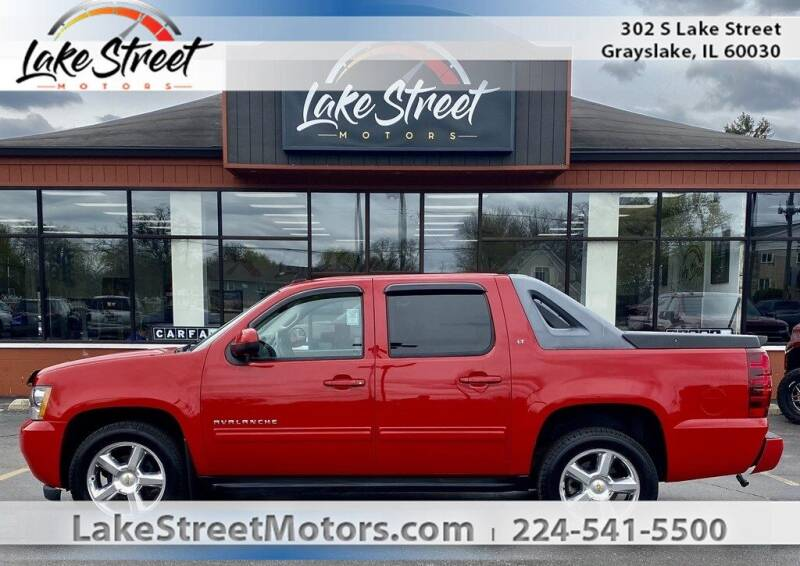 2011 Chevrolet Avalanche for sale in Grayslake, IL