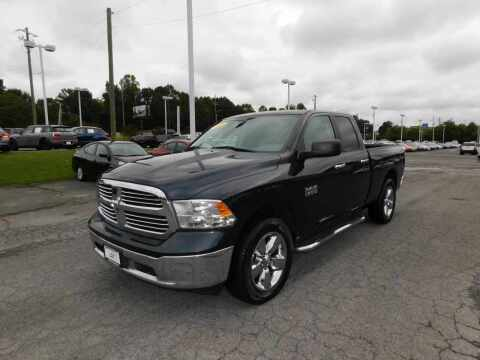 2013 RAM Ram Pickup 1500 for sale at Paniagua Auto Mall in Dalton GA
