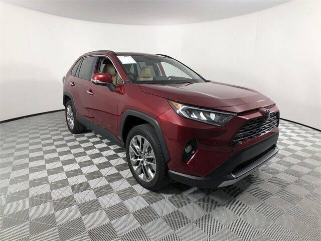 2019 Toyota RAV4 for sale at Allen Turner Hyundai in Pensacola FL