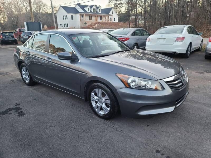 2012 Honda Accord for sale at GA Auto IMPORTS  LLC in Buford GA
