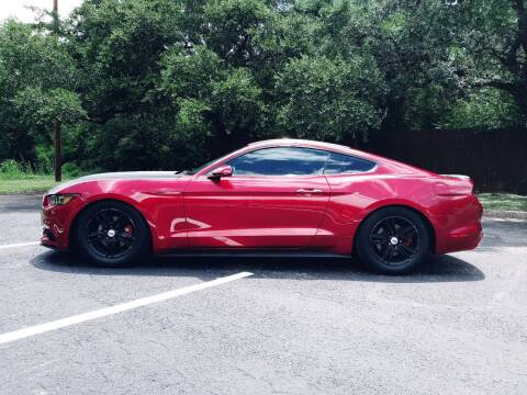 2015 Ford Mustang for sale at 57 Auto Sales in San Antonio TX