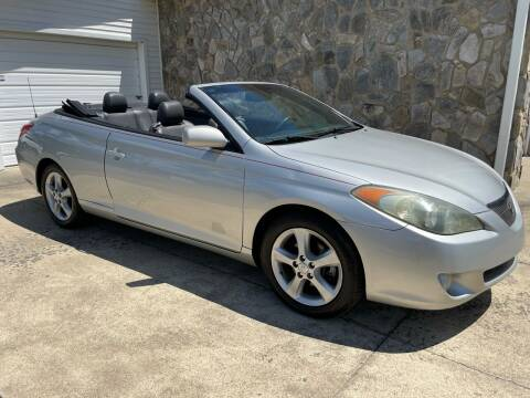 2006 Toyota Camry Solara for sale at Jack Hedrick Auto Sales Inc in Madison NC