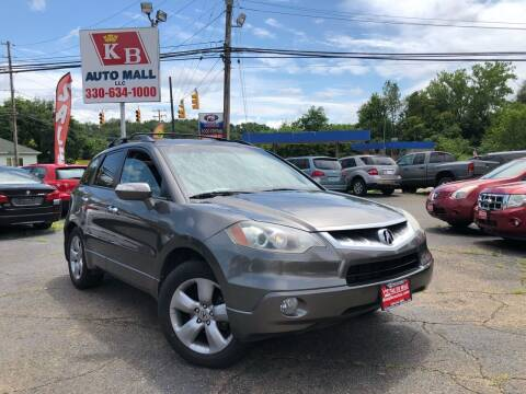 2007 Acura RDX for sale at KB Auto Mall LLC in Akron OH