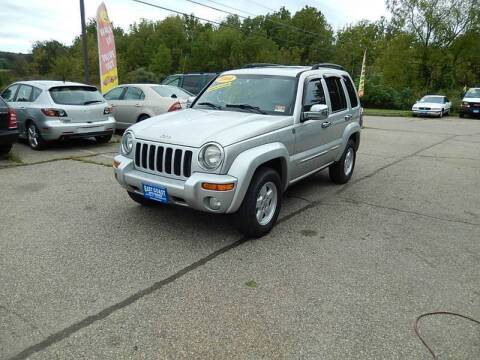 2004 Jeep Liberty for sale at East Coast Auto Trader in Wantage NJ