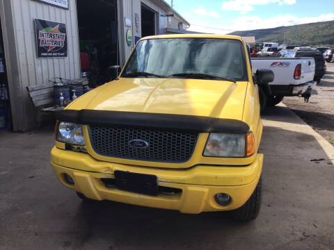 2001 Ford Ranger for sale at Troys Auto Sales in Dornsife PA