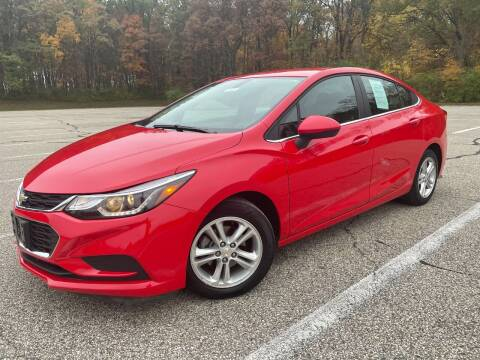 2018 Chevrolet Cruze for sale at Lifetime Automotive LLC in Middletown OH
