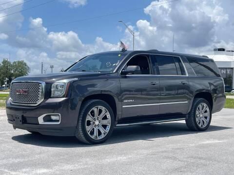 2016 GMC Yukon XL for sale at Auto Direct of South Broward in Miramar FL