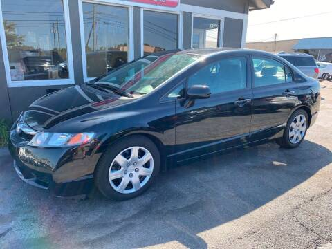 2010 Honda Civic for sale at Martins Auto Sales in Shelbyville KY