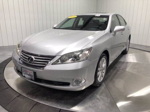 2010 Lexus ES 350 for sale at HILAND TOYOTA in Moline IL