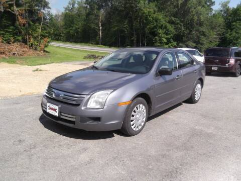 2006 Ford Fusion for sale at Clucker's Auto in Westby WI