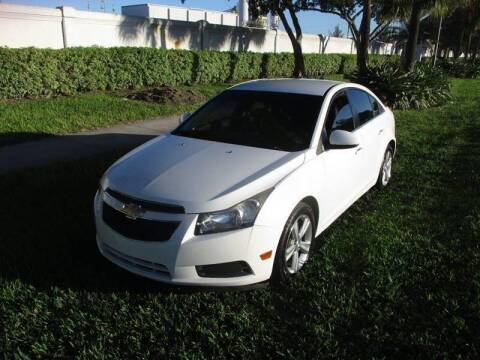 2012 Chevrolet Cruze for sale at Roadmaster Auto Sales in Pompano Beach FL