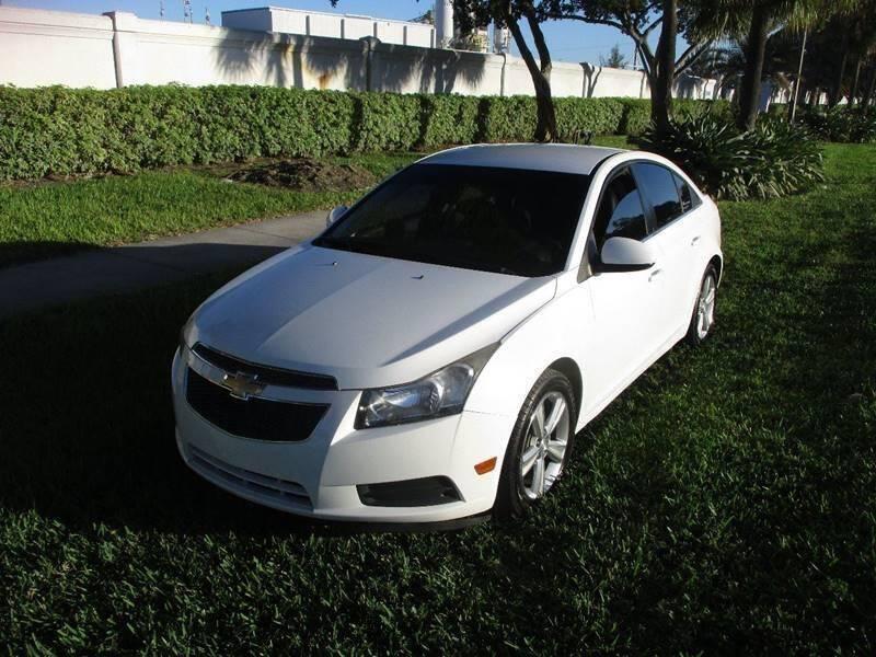 2012 Chevrolet Cruze for sale at Roadmaster Auto Sales in Pompano Beach FL