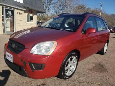 2008 Kia Rondo for sale at Gordon Auto Sales LLC in Sioux City IA