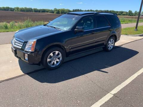 2008 Cadillac SRX for sale at Major Motors Automotive Group LLC in Ramsey MN