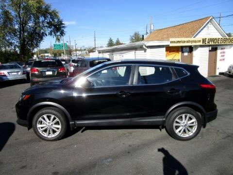 2017 Nissan Rogue Sport for sale at American Auto Group Now in Maple Shade NJ