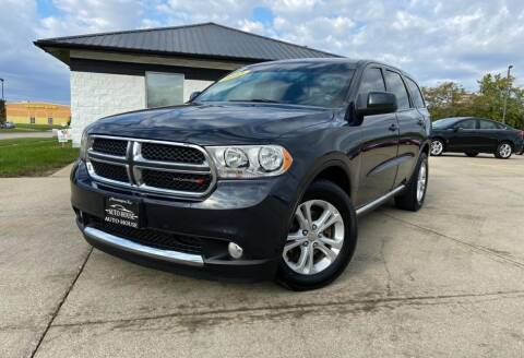 2013 Dodge Durango for sale at Auto House of Bloomington in Bloomington IL