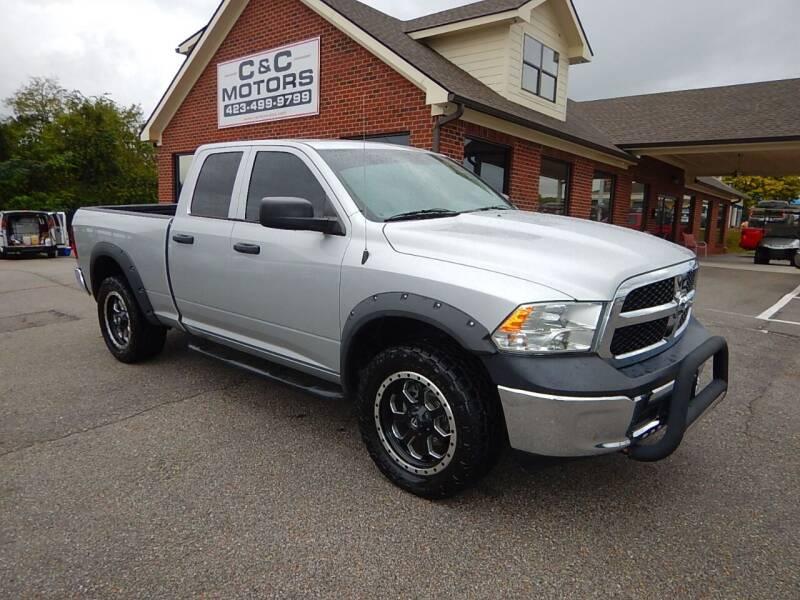 2016 RAM Ram Pickup 1500 for sale at C & C MOTORS in Chattanooga TN
