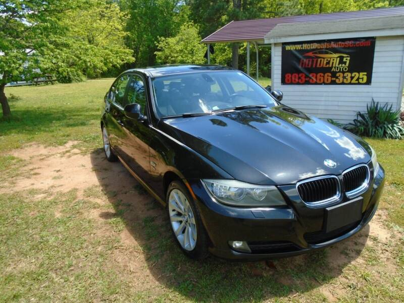 2011 BMW 3 Series for sale at Hot Deals Auto LLC in Rock Hill SC