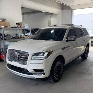 2019 Lincoln Navigator L for sale at Coast to Coast Imports in Fishers IN