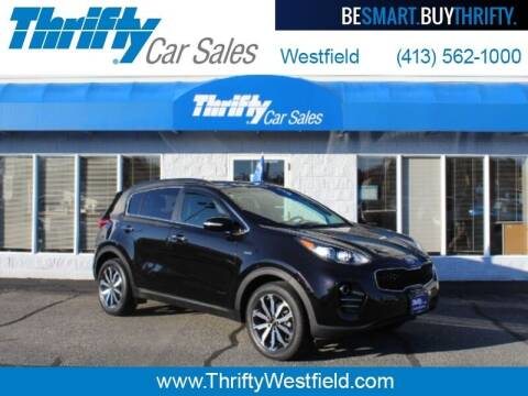 2018 Kia Sportage for sale at Thrifty Car Sales Westfield in Westfield MA