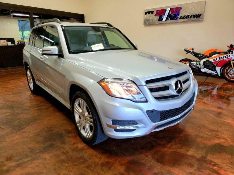 2014 Mercedes-Benz GLK for sale at Driveline LLC in Jacksonville FL
