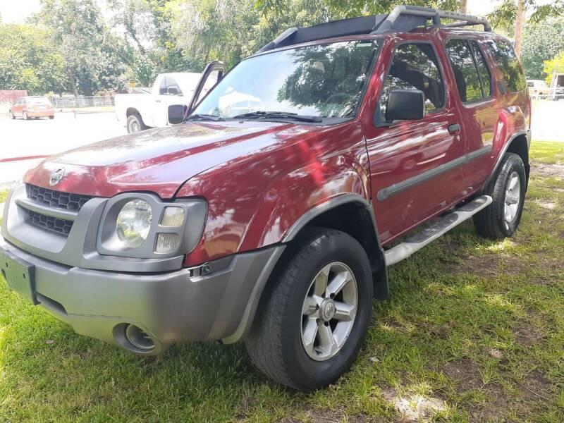 2002 Nissan Xterra for sale at John 3:16 Motors in San Antonio TX