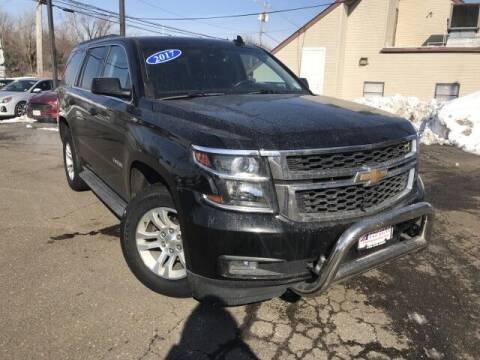 2017 Chevrolet Tahoe for sale at PAYLESS CAR SALES of South Amboy in South Amboy NJ