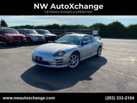 2001 Mitsubishi Eclipse for sale at NW AutoXchange in Auburn WA
