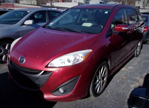 2013 Mazda MAZDA5 for sale at Top Line Import in Haverhill MA