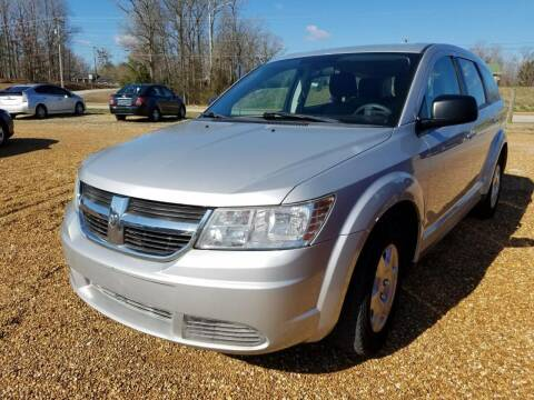 2009 Dodge Journey for sale at Scarletts Cars in Camden TN