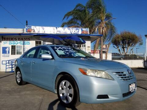 2007 Toyota Camry for sale at Olympic Motors in Los Angeles CA