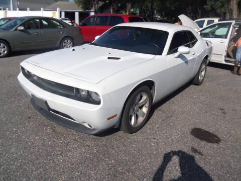 2011 Dodge Challenger for sale at ORANGE PARK AUTO in Jacksonville FL