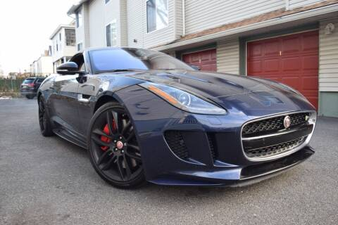2017 Jaguar F-TYPE for sale at VNC Inc in Paterson NJ