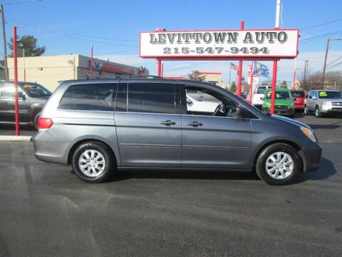 2010 Honda Odyssey for sale at Levittown Auto in Levittown PA