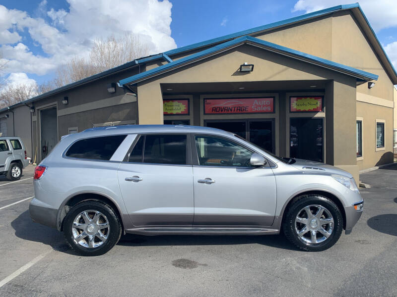 2010 Buick Enclave for sale at Advantage Auto Sales in Garden City ID