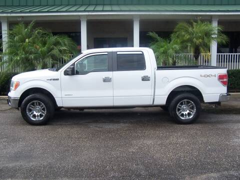 2012 Ford F-150 for sale at Thomas Auto Mart Inc in Dade City FL