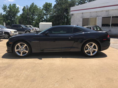 2014 Chevrolet Camaro for sale at Northwood Auto Sales in Northport AL