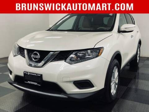 2015 Nissan Rogue for sale at Brunswick Auto Mart in Brunswick OH