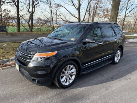 2012 Ford Explorer for sale at Crazy Cars Auto Sale in Jersey City NJ