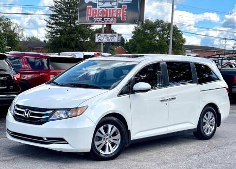 2016 Honda Odyssey for sale at Featherston Motors in Lexington KY