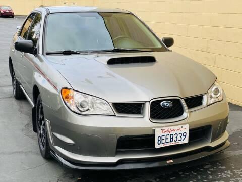 2007 Subaru Impreza for sale at Auto Zoom 916 in Rancho Cordova CA