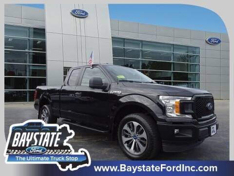 2019 Ford F-150 for sale at Baystate Ford in South Easton MA