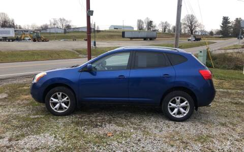 2009 Nissan Rogue for sale at WINEGARDNER AUTOMOTIVE LLC in New Lexington OH