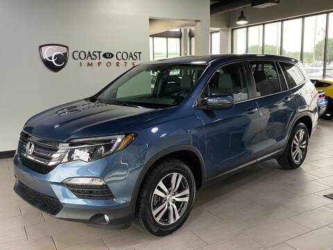 2017 Honda Pilot for sale at Coast to Coast Imports in Fishers IN