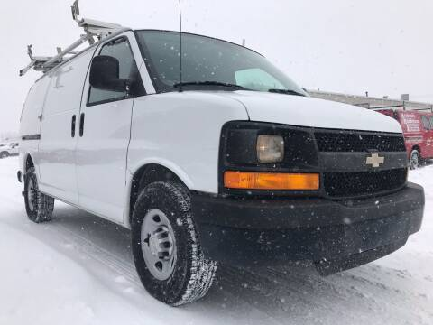 2013 Chevrolet Express Cargo for sale at Classic Motor Group in Cleveland OH
