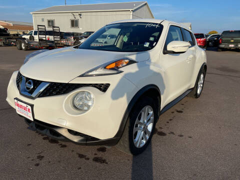 2015 Nissan JUKE for sale at De Anda Auto Sales in South Sioux City NE