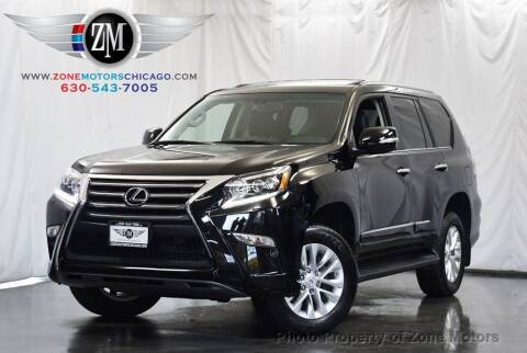 2018 Lexus GX 460 for sale at ZONE MOTORS in Addison IL