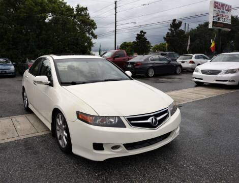 2006 Acura TSX for sale at Grant Car Concepts in Orlando FL