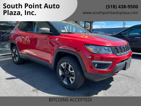 2018 Jeep Compass for sale at South Point Auto Plaza, Inc. in Albany NY